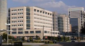 The University of Texas M. D. Anderson Cancer Center (Photographer: Wikimedia Commons/Zereshk)